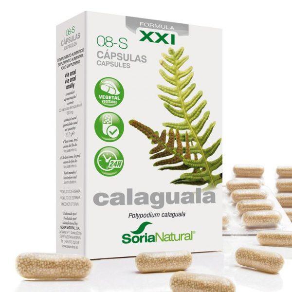 Soria Natural Calaguala Capsules-XXI