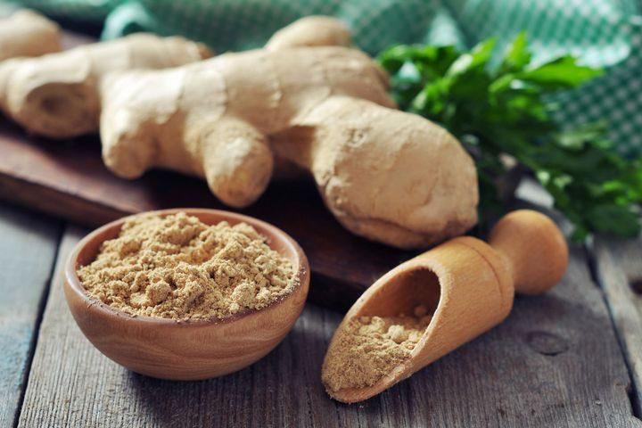 Доказани ползи за здравето от сухия джинджифил на прах
