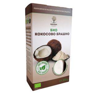 Кокосово брашно От Шри Ланка - Нирвана Фудс